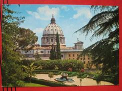 Roma / Citta Del Vaticano (RM) - Giardini Vaticani - Vatikanstadt