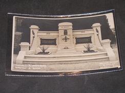 MARCHE EN FAMENNE-MONUMENT AUX MORTS 14/18 - Archi.DEDEKERE-PHOTO GILLET Marche Circa 1920 - War, Military