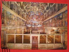 Roma / Citta Del Vaticano (RM) - Cappella Sistina - Vatikanstadt