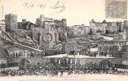 34 - Béziers - Les Hérétiques - Grand Opéra Représenté Aux Arènes 1905 - Beziers