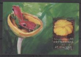 Saint Vincent Grenadines Mushrooms Champignons - Champignons