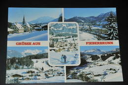 692-  Fieberbrunn, Tirol - Fieberbrunn
