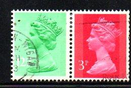 R1049 - GRAN BRETAGNA , 12 1/2 + 3 Penny Usato - Machins