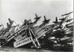 Tuckson (Arizona) - Cimetière D'Avions à Réaction, Des Milliards - Photo Marcel Isy-Schwart - Carte Non Circulée - 1946-....: Moderne