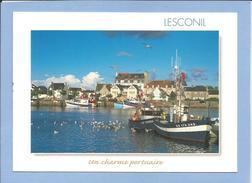 Plobannalec-Lesconil (29-Finistère) Charme Portuaire De Lesconil Haut-lieu De Langoustine & De Lotte 2 Scans 2002 - Plobannalec-Lesconil