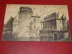 BRAINE LE CHÂTEAU   -  Le Château -  1920 - Braine-le-Château