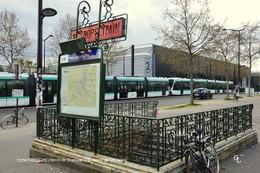 Paris XV (75)- Métro Et Tramway à La Porte De Versailles  (EDITION à TIRAGE LIMITE) - Arrondissement: 15