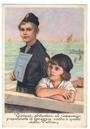 Cassa Di Risparmio Delle Province Lombarde Non Viaggiata COD.F.001 - Guerra 1939-45