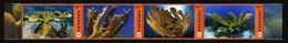 2016 Grenada, Elkhorn Coral, WWF, 4 Stamps, MNH - Unused Stamps