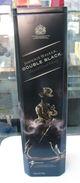 AC - JOHNNIE WALKER BLACK LABEL WHISKEY EMPTY TIN BOX BLIK FROM TURKEY - Cannettes