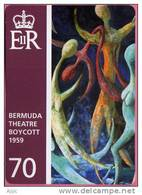 Calendrier De Poche 2010 De L´ILE BERMUDA  (Voir Recto-verso) - Kalender