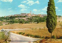PIENZA - Panorama - Italia