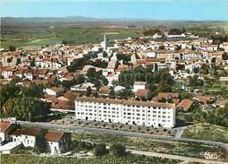 PIE-F-V-17-1243 : SERVIAN  VUE AERIENNE - France