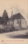 10 -  Environs De CHAOURCE - L'Église De METZ ROBERT - Chaource