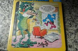 Mortadelo Filemon Ibañez Puzzle Mort Phil - Puzzle Games