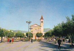 MARINA DI CARRARA - Piazza Meconi (Menconi) - Carrara