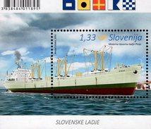 Slovenia - 2016 - Slovenian Boats - Piran - Mint Souvenir Sheet - Slovénie