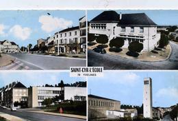 ST CYR L'ECOLE    /  78      /  VUE GENERALE          CPM / CPSM 10 X 15 - Autres Communes