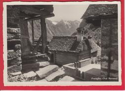 FOROGLIO, VAL BAVONA - TI Ticino