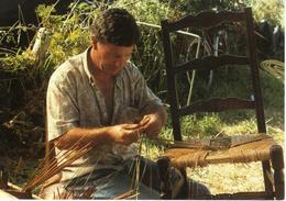 REMPAILLEUR - YANNICK LECAUR - PLOUHARNEL (56) - 08/1991 - M92059 - 300EX - Kunsthandwerk