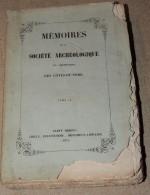 POTIER DE COURCY - Dictionnaire Héraldique De Bretagne ... - Saint-Brieuc 1855 - 1801-1900
