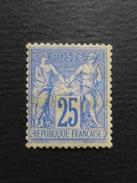 Année 1876 N° 78 Neuf * - 1876-1898 Sage (Type II)