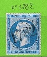OBLIT GC N°1782 HENRICHEMONT - CHER - Marcophilie (Timbres Détachés)
