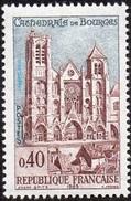France N° 1453 ** Cathedrale De Bourges - 37ème Congrès De La Fédération Des Sociétés Philatéliques - France