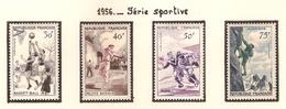 France 1956, Série Sportive  ( Thématique Sport ) - France
