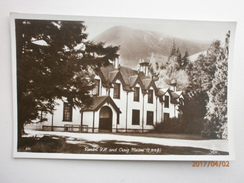 Postcard Scottish Youth Hostel Association Glendoll & Craig Mellon SYHA / YHA Interest  My Ref B11035 - Hotels & Restaurants