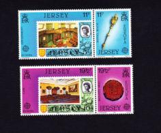 JERSEY 1983,  SCOTT # 307a &309a    EUROPA  MNH - Jersey