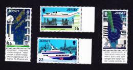 JERSEY 1988,  SCOTT # 452-5  MNH   EUROPA 88 - Jersey