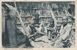 CARTOLINA ANNI 30 - TIMBRO MOGADISCIO - SOMALIA -COLONIE (RL393 - Somalia