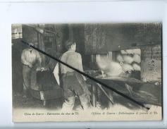 CPA - Usine De Guerre : Fabrication Des Obus De 75  (militaire ) - Andere Kriege
