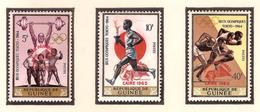 Guinée 1965, Jeux Panarabes, Le Caire ( Thématique Sport ) - República De Guinea (1958-...)