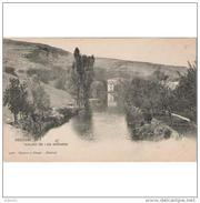 SGVTPA1821CPA-LFTM3189TARMDA.Tarjeta Postal DE SEGOVIA.arboles,estanque.EL MOLINO DE LOS SEÑORES. Segovia. - Molinos De Agua