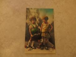 Carte Avec Enfant Et Chapeau / Kaart Met Kinderen En Hat 1931 - Belgique