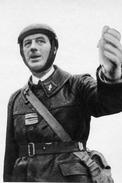 Militaria WW2 - Colonel De Gaulle En Tenue De Tankiste En 1939 - 1939-45