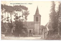 LA POTERIE - L'Eglise - France