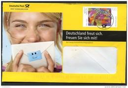 BUND EA E9 Umschlag ADOLF HÖLZEL Sommeraktion 2004 - [7] Repubblica Federale