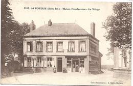 LA POTERIE - Maison Hauchecorne - Le Village - France