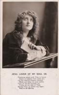 Bamforth Jesu Lover Of My Soul No 3 1905 - Jesus