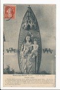 Carte De Crécy Sur Serre  Notre Dame De Seply  Domina Supplex  ( Les Feuillets Se Décollent Sur Les Coins Du Bas ) - Andere Gemeenten