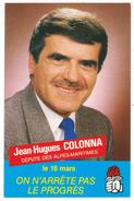 France // Politique // Personnage // Jean-Hugues Colonna - Personnages