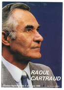 France // Politique // Personnage // Raoul Cartraud - Personnages