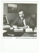 France // Politique // Personnage // Jean-Claude Durix - Personnages