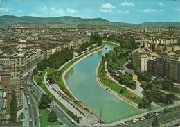 Vienna, Wien (Austria) Donaukanal, Blick Gegen Kahlen Und Leopoldsberg, Ansicht, View, Vue - Autres