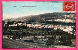 Ravilloles - Vue Générale - 1909 - Colorisée - France