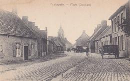 POELCAPELLE - Plaats (Oostkant) - Langemark-Poelkapelle