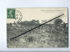 CPA -  Armée Française En Manœuvres - 7- Halte D'Infanterie  (Militaire , Soldat ) - Manoeuvres